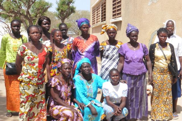 Frauengruppe
